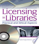 Licensing in Libraries