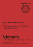 Topological Entropy and Equivalence of Dynamical Systems Pdf/ePub eBook