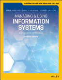 MANAGING   USING INFORMATION SYSTEMS