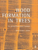Wood Formation In Trees Book PDF