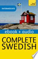 Complete Swedish Teach Yourself Audio Ebook Enhanced Edition