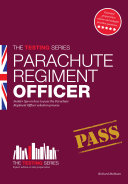 Parachute Regiment Officer