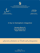 A key to hemispheric integration (Ocassional Paper SITI = Documento de Divulgación IECI; n. 3)