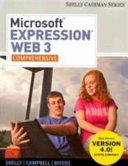 Microsoft Expression Web 3 Comprehensive