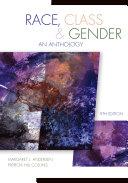 Race Class Gender An Anthology Book PDF