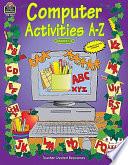 Computer Activities A Z