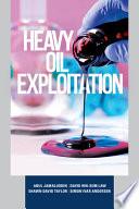 Heavy Oil Exploitation Book PDF