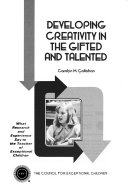 Developing Creativity in the Gifted and Talented