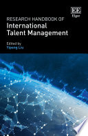 Research Handbook of International Talent Management