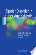 Bipolar Disorder in Older Age Patients