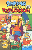 Simpsons Comics - Explosion