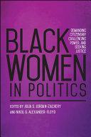 Black Women in Politics Pdf/ePub eBook
