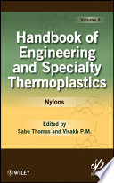 Handbook of Engineering and Specialty Thermoplastics, Volume 4