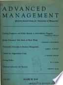 Advanced Management