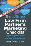 The Ultimate Law Firm Partner s Working From Home Marketing Checklist