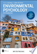 Cover of Environmental Psychology