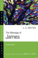 The Message of James [Pdf/ePub] eBook