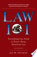 Law 101 Book