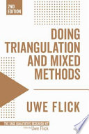 Doing Triangulation and Mixed Methods