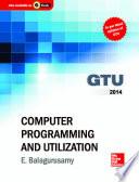 Computer Programming and Utilization (GTU)