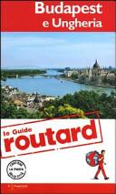 Guida Turistica Budapest e Ungheria Immagine Copertina