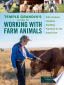 Temple Grandin s Guide to Working with Farm Animals Book