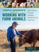 Pdf Temple Grandin's Guide to Working with Farm Animals Telecharger