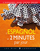 Pdf L'espagnol en 2 minutes par jour Telecharger