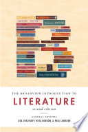 The Broadview Introduction to Literature - Second Edition