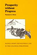 Prosperity Without Progress