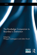 The Routledge Companion to Bourdieu   s  Distinction