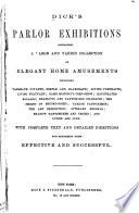Dicks̕ Parlor Exhibitions