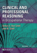 Clinical and Professional Reasoning in Occupational Therapy Pdf/ePub eBook