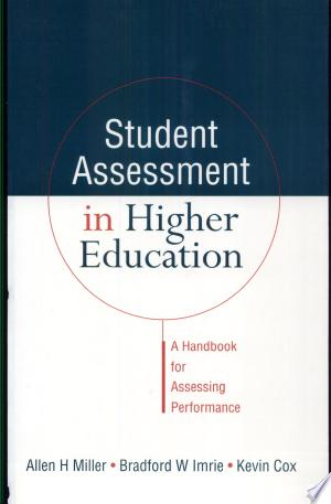 Free Download Student Assessment in Higher Education PDF - Writers Club