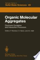 Organic Molecular Aggregates