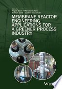 Membrane Reactor Engineering Book