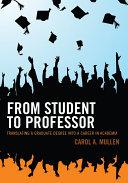 From Student to Professor Pdf/ePub eBook
