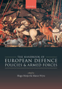 The Handbook of European Defence Policies and Armed Forces Pdf/ePub eBook