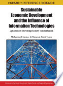 Sustainable Economic Development and the Influence of Information Technologies  Dynamics of Knowledge Society Transformation