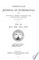 American Journal of Numismatics