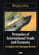 Dynamics of International Trade and Economy