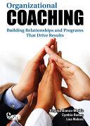 Pdf Organizational Coaching