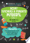 Oswaal NCERT Teachers & Parents Manual Mathematics Math Magic Class 5 (For 2021 Exam)