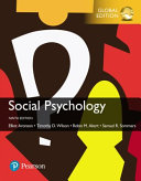 Social Psychology, Global Edition