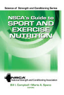 NSCA s Guide to Sport and Exercise Nutrition Book