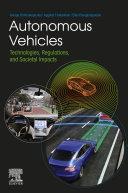 Autonomous Vehicles Book