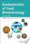 Fundamentals of Food Biotechnology Book PDF