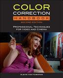 Pdf Color Correction Handbook Telecharger