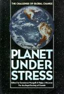 Planet Under Stress