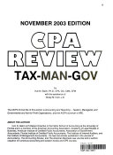 Cpa Review Tax Man Gov